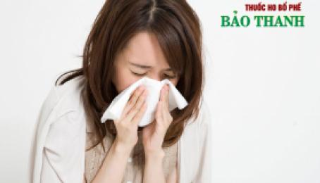 Dưỡng phổi phòng ho hiệu quả bằng thuốc bổ phế đông y