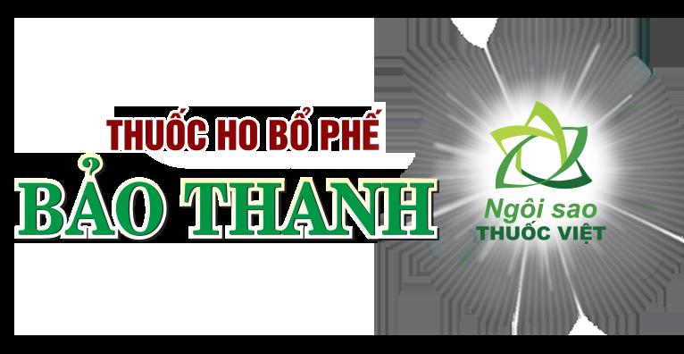 thuốc ho bổ phế Bảo Thanh - ngôi sao thuôc