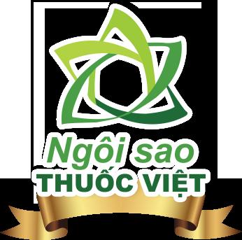 Logo ngôi sao thuốc Việt