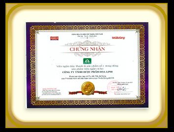Viên ngậm Bảo Thanh – Sản phẩm số 1 trong dòng viên ngậm trị ho – 2015