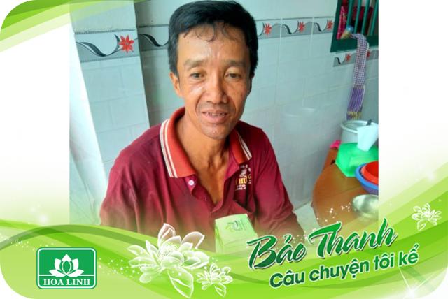 Chú Phạm Thanh Liêm nhận xét về Bảo Thanh