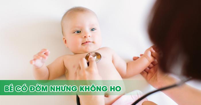 Nếu không nhanh chóng xử lý tình trạng này có thể gây ra nhiều ảnh hưởng xấu đến sức khỏe của bé