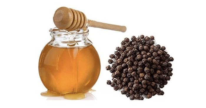 Uống nước mật ong, tiêu 2 lần/ngày để cắt cơn ho hiệu quả