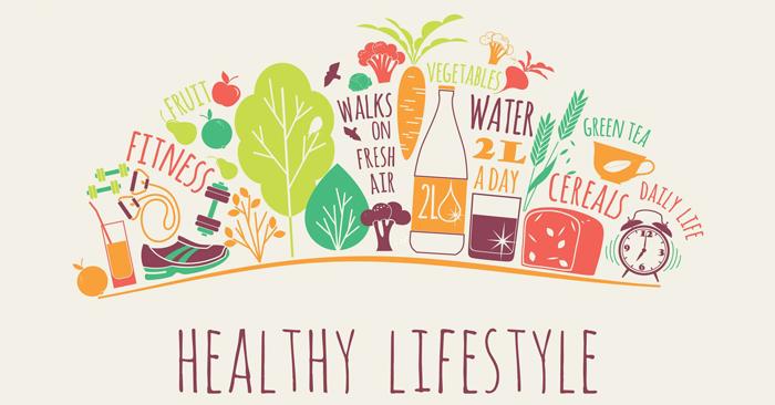 Sống lành mạnh là phương pháp phòng tránh các bệnh về hô hấp