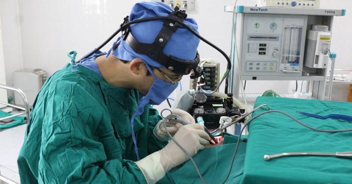 Khi bệnh kéo dài không khỏi, thường xuyên tái phát thì bác sĩ có thể chỉ định cắt amidan