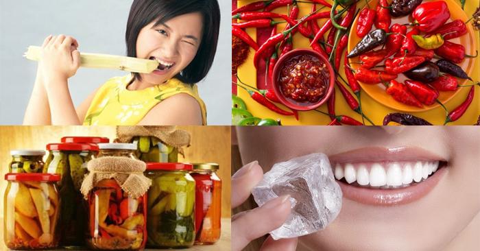 Thực phẩm nào không nên ăn khi bị đau họng?