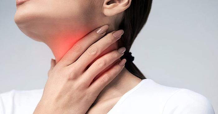 Thông thường, đau họng sẽ tự khỏi sau 1 tuần
