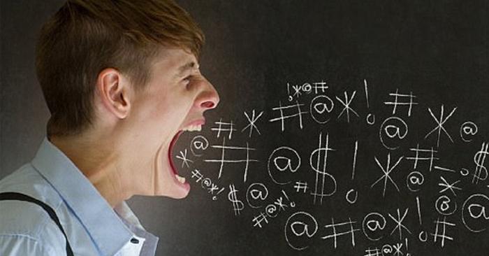 Tránh nói nhiều, nói to và la hét quá mức