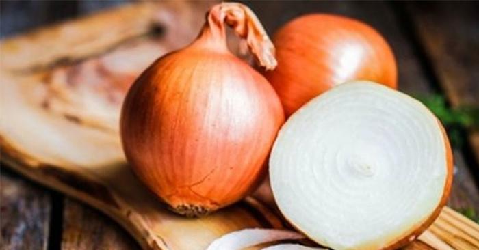 Hành tây có tác dụng chống viêm, giảm sưng đau