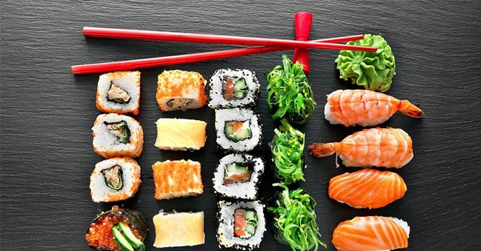 Gỏi, sushi… tươi sống