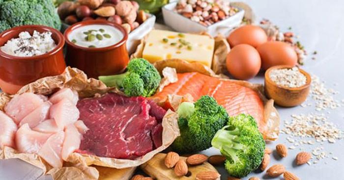 Bạn nên bổ sung nhiều thực phẩm dinh dưỡng