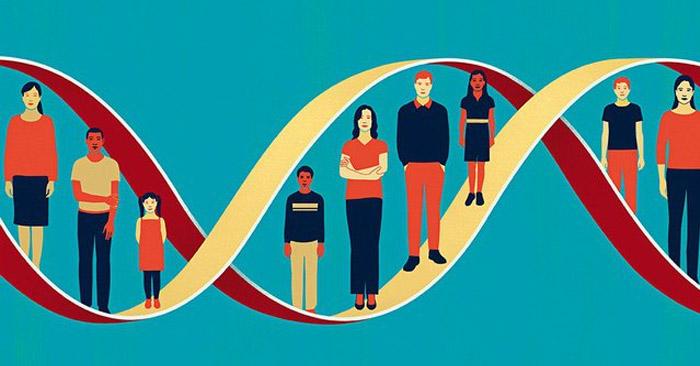 Viêm phổi không phải là bệnh di truyền