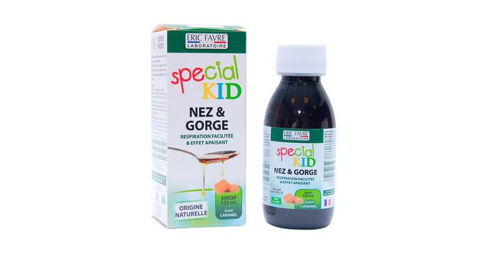 Special kid Nez & gorge
